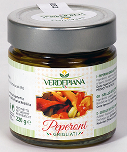 Peperoni Verdepiana