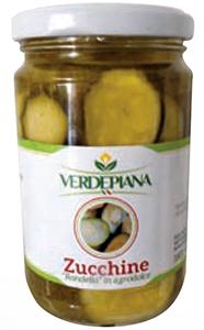 """Zucchine """"rondella"""" in agrodolce"""